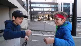 Vlog #1 fontaine GRENOBLE. RIP cam casse sa bar