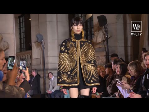 Andrew GN | fall/winter 20-21 Paris fashion week