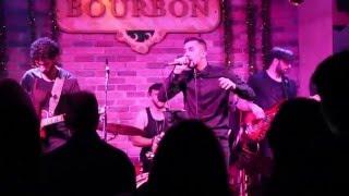 #NikosZadesBand Live at Bourbon