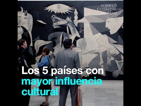 Los 5 países con mayor influencia cultural