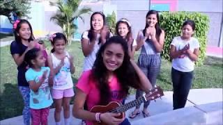 BELLA (ukulele cover)🌹 Xio Céspedes HD