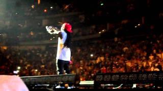 "LiL Wayne Live Houston, Tx April 16th 2011 ""Lil Wayne-Ice Cream Paint Job-No Ceilings """