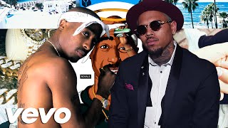 Chris Brown ft. 2Pac & Snoop Dogg - Ghetto Tales (Official Video) DJ TYLAR MASHUP