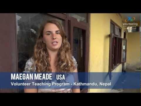 Teaching English Volunteering in Nepal Review
