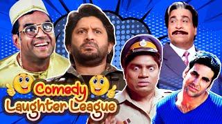 Popular Hindi Comedy Comedy Scenes | Laughter League | Akshay Kumar - Paresh Rawal - Rajpal Yadav