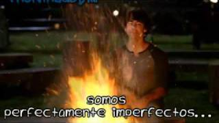 I wouldn't change a thing - Joe Jonas & Demi Lovato - Camp Rock 2 - subtitulos en español width=