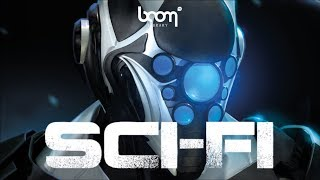 BOOM Library SFX - SCI-FI Demo 2