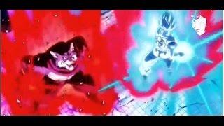 Dragon Ball Super Goku vs Bergamo AMV skillet monster