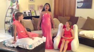 Jessica Mae Tuzon Collins11Y.O.singing The white rose of At