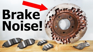 How to Stop Your Brakes from Squeaking width=