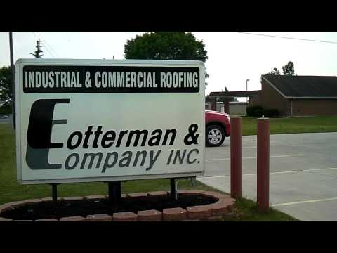 Full Service Industrial & Commercial Roofing Contractor - Cotterman & Company Inc.