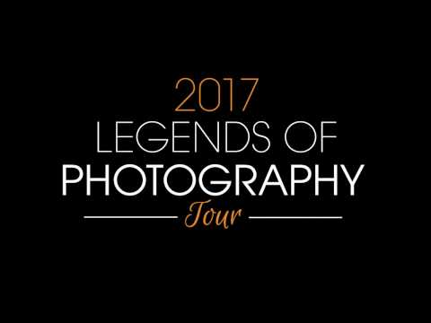 Legends of Photography Tour 2017