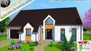 Www Plans De Maison Moderne Com Vue 3d Building A Modern