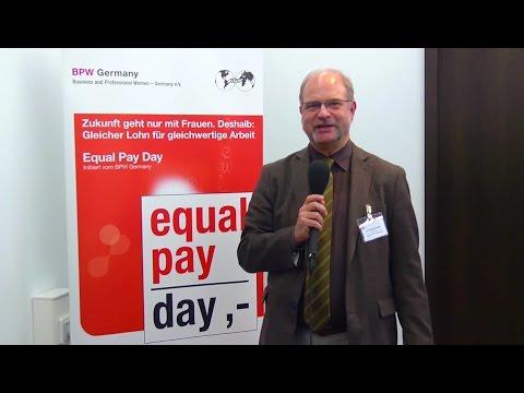 Wir brauchen Equal Pay, weil ...