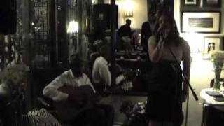 Sarah's song at engagement party