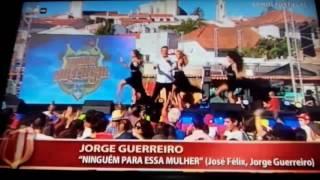 Jorge guerreiro  festa canto Alentejano Arronches TVI