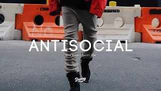 """Antisocial"" - Dark Trap Hip Hop Beat Instrumental (dannyebtracks)"