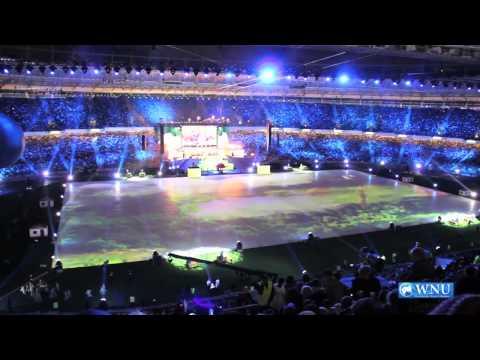 Ukraine's Major EURO-2012 Arena Reopens After Grand Renovation