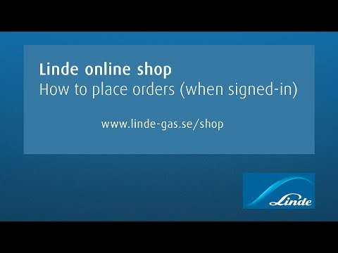 AGA online shop: How to place orders (when signed-in)?