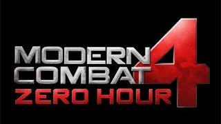 Modern Combat 4 - Hack [Game Guardian] 2017-2018