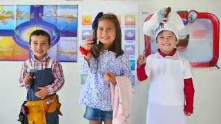 Até as crianças têm orgulho em ser portuguesas!