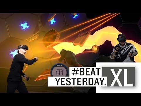 BeatYesterday XL: Sport trifft Videospiel (Folge 4)