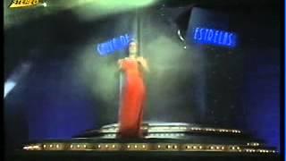 Elsa Estrela no Chuva de Estrelas em 1993/09/24
