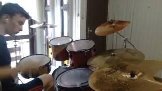 Thaeme e Thiago - Traição Não É Acidente | Drum Cover