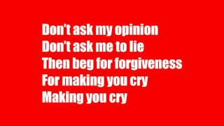 Rag'n'Bone Man - Human (lyrics)
