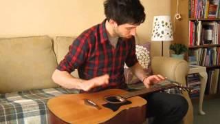 Empty Corridors by Ben Howard - Instrumental Cover