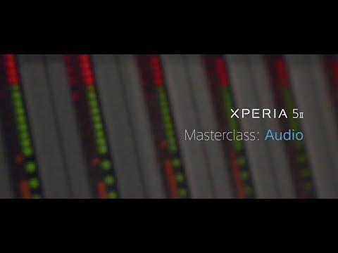 Xperia 5 II - audio masterclass