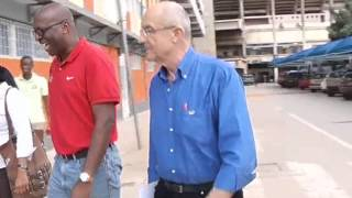 Inspector da FIBA reconhece condições de Angola organizar Mundial de sub-19 | TV Zimbo |