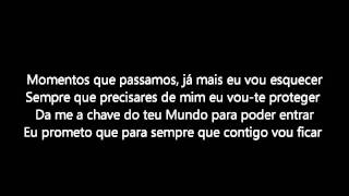 BM - A Chave Do Teu Mundo Letra