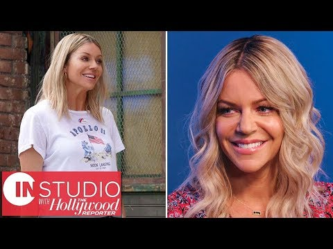 'Always Sunny' Star Kaitlin Olson on Season 14, Dolph Lundgren & More! | In Studio