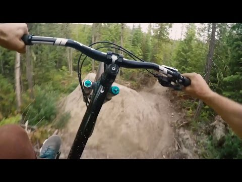 Ride the 'Dream Slalom' Track with Bas van Steenbergen: GoPro View