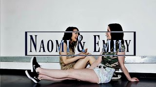 SKINS | Only a girl | NAOMI & EMILY