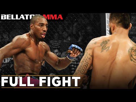 Full Fight | Phil Davis vs. Liam McGeary I | Bellator 163