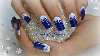 Christmas nails art!Modele unghii de iarna,Craciun!!!