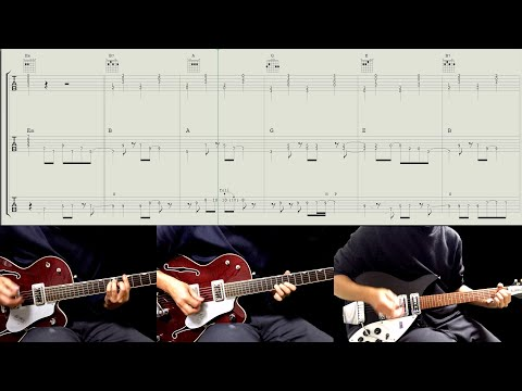 Guitar TAB : Don't Bother Me - The Beatles