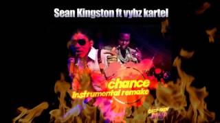 Sean Kingston ft Vybz kartel - Chance (Instrumental) Remake   2017 February