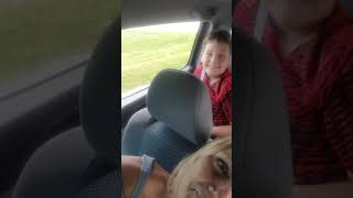 Mom Farted in the Car