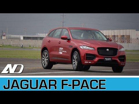Jaguar F-Pace - Primer Vistazo en AutoDinámico