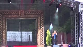 Live Konzert Brandenburg an der Havel - David Döring (Doering) Panflöte Panflute