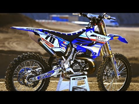 Project Cycle Trader Yamaha YZ250 2 stroke RAW - Motocross Action Magazine