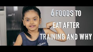 What I Eat To Stay Fit And Healthy By 4 Year Old Girl | Aimalifestyle