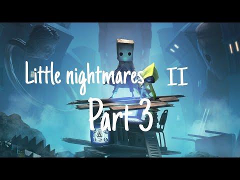 rescuing six   Little nightmares 2 part 3