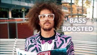 REDFOO - Party Train [BASS BOOSTED]