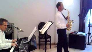 formatia Orizont Sibiu live - saxofon  Pipasu - Sorin Danulet. - 0744333079