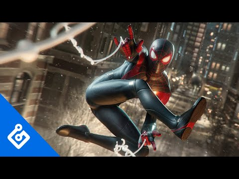 WTFF::: Boss Fight Footage Revealed For Spider-Man: Miles Morales