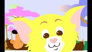 O Gatinho Migo/ Desenho Louvor infantil